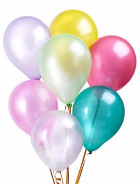 7 воздушных шаров