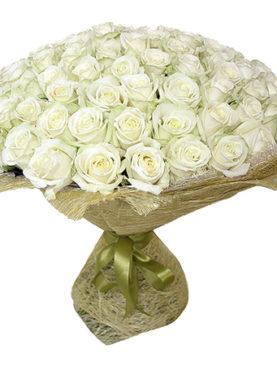 Букет №18 (101 роза)